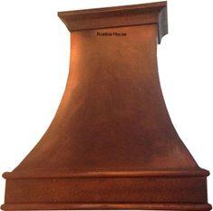 Copper Range Hood 0284