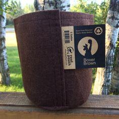 Root Pouch Non-Degradable Reusable Grow Bags, Bundle Of 12, Best Quality