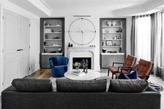 Стильный дизайн интерьера в Австралии - студия Griffiths Design Studio