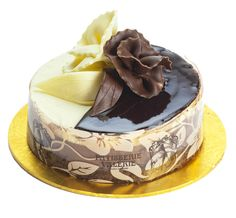 Patisserie Valerie - Special Occasion Cakes - White and Dark Chocolate Mousse