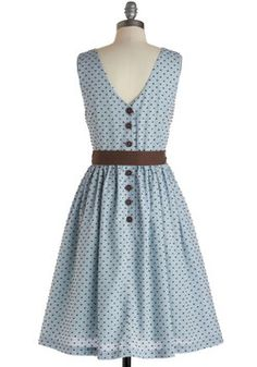 Double or Muffin Dress, #ModCloth