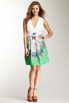 Desigual Loretta Sun Dress