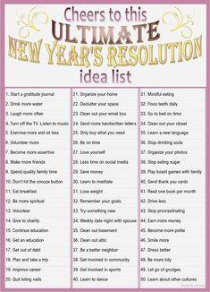 New Year's Resolution Idea List Good Luck! New Year's Resolution Idea List Good Luck! New Year Resolution Quotes, Year Resolutions, New Year Goals, New Year New Me, Year Quotes, Quotes About New Year, 2015 Quotes, Quotes Quotes, Leaving Home