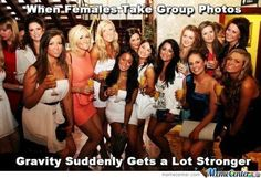 Lol!!! Girls do this all the time! Or the put-your-hand-on-your-hip-and-lean-front-half-of-body-forward-while-tilting-head-at-awkward-angle look.