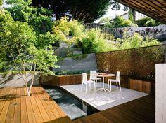 Jardim Zen une design, arquitetura e natureza na Califórnia