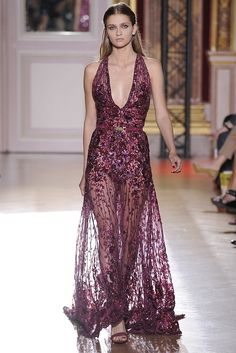Wow. Zuhair Murad Fall #Couture 2012 - Runway, Fashion Week, Reviews and Slideshows - WWD.com (Photo by Dominique Maitre)