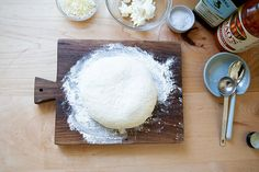 Simple Sourdough Pizza Crust: Step-by-Step Guide | Alexandra's Kitchen