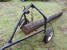 log tow, looks like it would come in handy