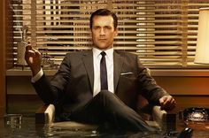 """59 Things That Happen On Every Episode Of """"Mad Men"""" i.e The Mad Men Drinking Game"""
