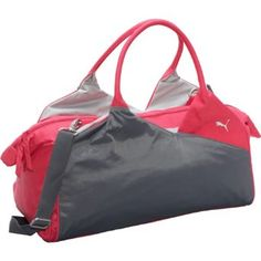 e174d000588 Click Image Above To Purchase  Puma Women s Training Float Duffel Grey -  Puma All Purpose Duffels