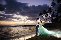 ビーチ&サンセットフォト ハイライト の画像|wedding note♡takacomachi*。