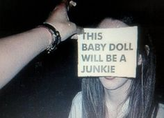 This baby doll will be