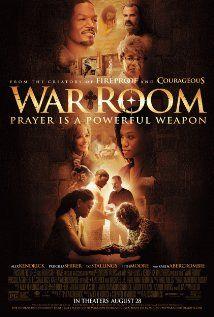 pelicula cristiana War room (2015)