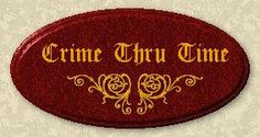 Website listing Historical Mysteries with Authors