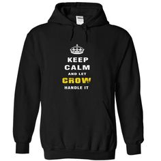 I'm CROW T Shirts, Hoodies, Sweatshirts. CHECK PRICE ==► https://www.sunfrog.com/Funny/IM-CROW-rmfgr-Black-Hoodie.html?41382