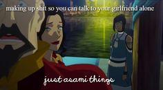 Just Asami Things