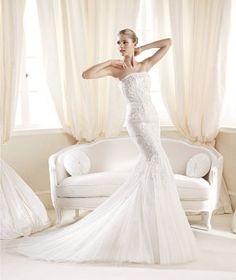 La Sposa Ikerne Wedding Dress