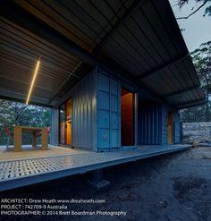 Container Retreat, Drew Heath