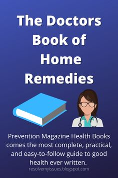 Health Books comes the most complete, practical, and easy-to-follow guide to good health ever written. Here, in one volume, nearly 700 of America's top health-care professionals offer their better doctor-tested remedies for hundreds of the most common health complaints, from angina to varicose veins, asthma to warts. these are the remedies that doctors themselves use at home and in their offices. Best Foods For Skin, Dr Book, Good Doctor, Varicose Veins, Healthy Lifestyle Tips, Living A Healthy Life, Warts, Lifestyle Changes, Asthma