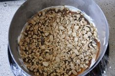 Tort inghetata Snickers — Alina's Cuisine Oatmeal, Breakfast, Food, Candies, The Oatmeal, Morning Coffee, Rolled Oats, Essen, Meals