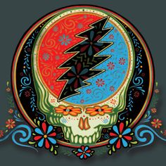 The Grateful Dead.. Love the design of this SYF! I would definitely get this for my dad ;]