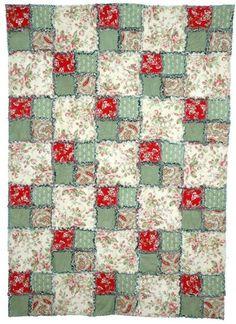 Best 25+ Rag quilt patterns ideas