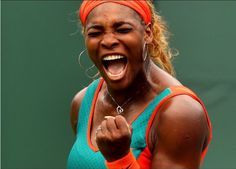 Serena Williams - Wimbledon.  21 Grand Slam 1st place finishes.  Incredible.