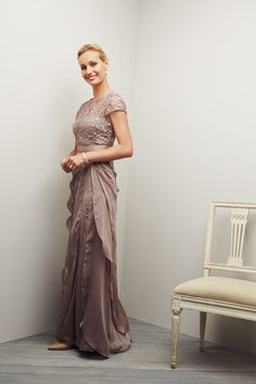 MOB Dress - A Grand Affair: Looks for the Wedding Party