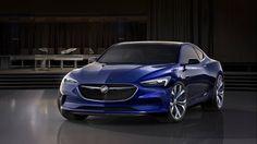 400-сильный заднеприводный концепт Buick Avista [Фотогалерея] | Новости автомира на dealerON.ru