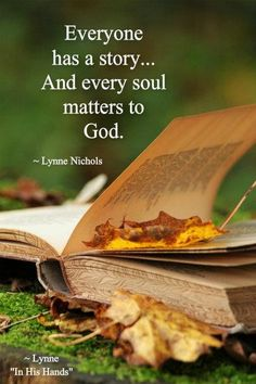 Every soul matters to God