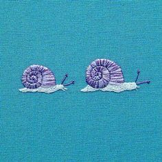 Embroidery on linen   Flickr - Photo Sharing!