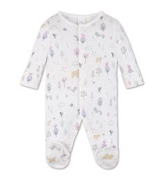 Sklep internetowy C&A | Piżamka z bawełny ekologicznej, kolor:  kremowobiały…