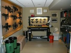 Amazing Hat Rack Ideas & Design For Your Sweet Home Weapon Storage, Gun Storage, Reloading Room, Panic Rooms, Gun Rooms, Safe Room, Home Defense, Just In Case, Arsenal