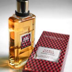 #Habitrougedresscode #Guerlain ltd ed.available @parfuma from 8 September 2015