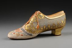 Shoe, Harry William Morris, c. 1926.