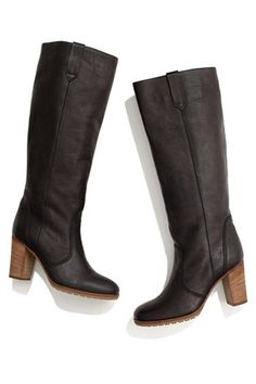 12 Seriously Chic Boots To Upgrade Any Outfit. Madwell watchtower boot.