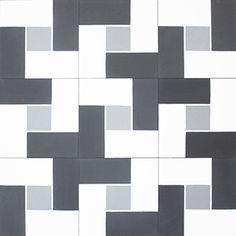 Stock online de carreaux ciment motifs 20x20cm unis - Carreaux de ciment achat en ligne ...
