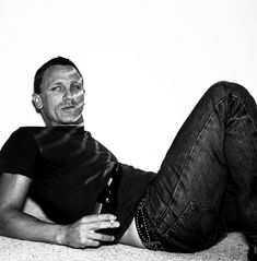Daniel Craig by Mark Abrahams Id Magazine, Daniel Craig, Celebs, Celebrities, Favorite Person, Beautiful Men, Portraits, Instagram, Ideas