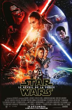 Star Wars: Episode VII - The Force Awakens (2015) Original One-Sheet Movie Poster