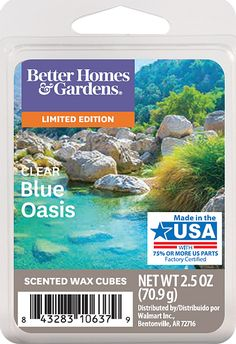 Better Homes and Gardens Holiday Themed Scented Wax Cubes Bundle Fresh Cut Frasier