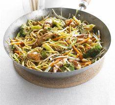 Chicken chow mein recipe - Recipes - BBC Good Food