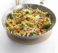 Chicken chow mein recipe - Recipes - BBC Good Food