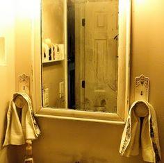 door knobs as hooks