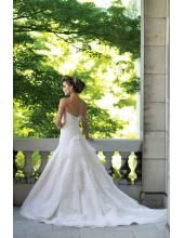 Empire Meerjungfrau Wunderschönes Brautkleider für Prinzessin