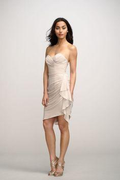 Bridesmaid dress - Wedding look