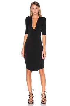 Zhivago Timeless Dress in Black
