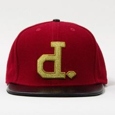 37a3f10db1d Diamond Supply Co. x Ben Baller Un-Polo Snapback in Red