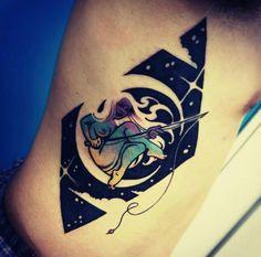 By Onnie O'Leary | Sidney | #ColorTattoo #Tattoo #NewSchool