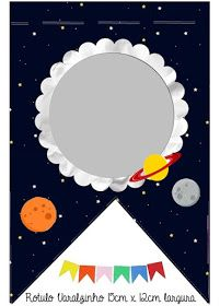 Practically a billion gift container templates Space Party, Space Theme, Sons Birthday, Happy Birthday, Joshua 5, Kids Party Themes, Outer Space, Party Planning, Origami