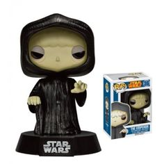 Funko Star Wars Figurine Pop Emperor